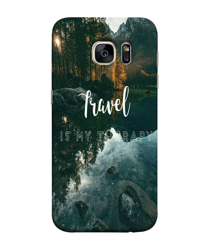 Samsung Galaxy S7 Travel Mobile cover