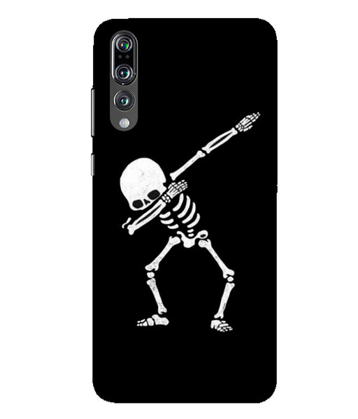 Huawei P20 Pro x man mobile cover