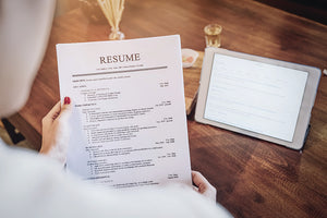 How to receive a Free resume template