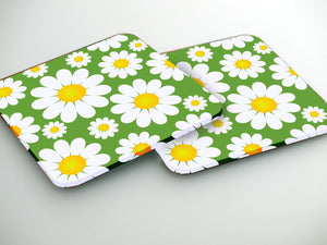 Podstavki za kozarce - Daisy Flower CO008 - Life-decor.si