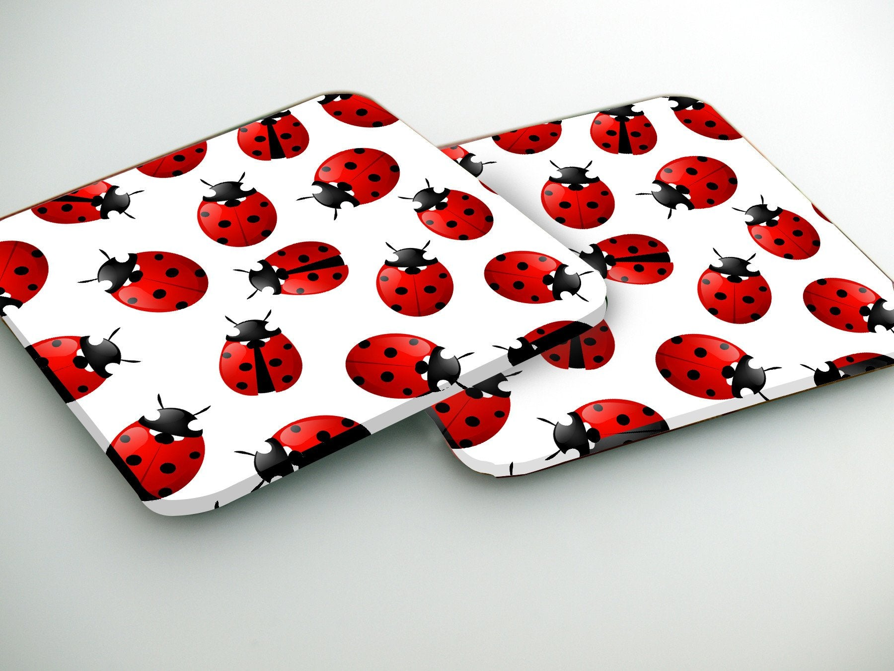 Podstavki za kozarce - Ladybug Color CO010 - Life-decor.si