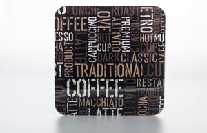 Podstavki za kozarce - Coffe Set CO007 - Life-decor.si