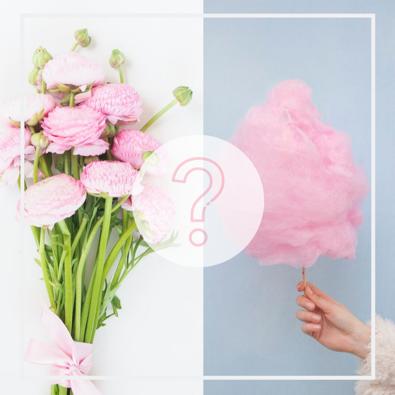 Flowers or Candy? A New Wedding Trend