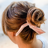 Bun with Scrunchie