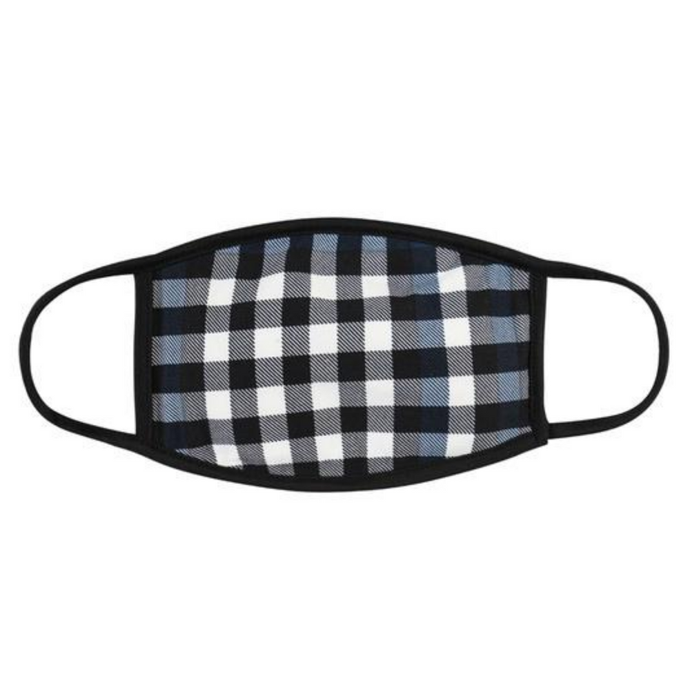 Blue Checker with Filter Pocket