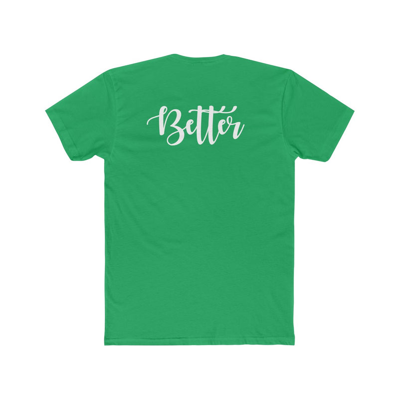 Better Together Couples Tee Christmas Edition Part 2 - Burlap & Lace