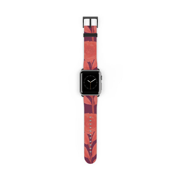 Pretty in Purple Watch Strap