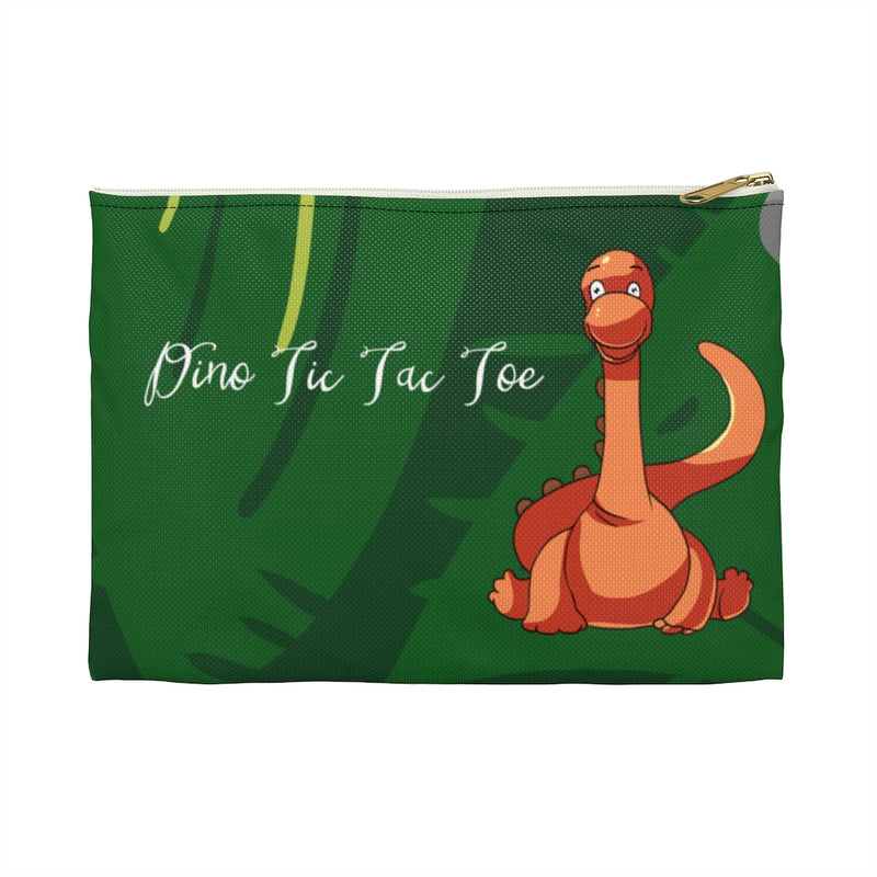 Dino Tic Tac Toe Play Pouch