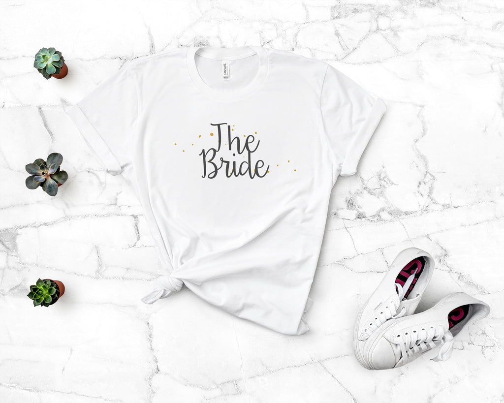 """The Bride"" (Classic Tee)"