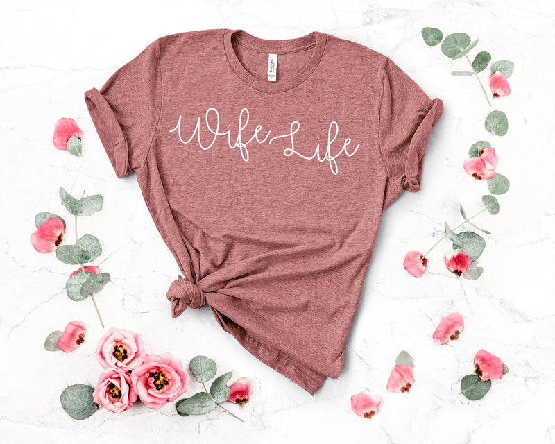 Wife Life Classic T-Shirt