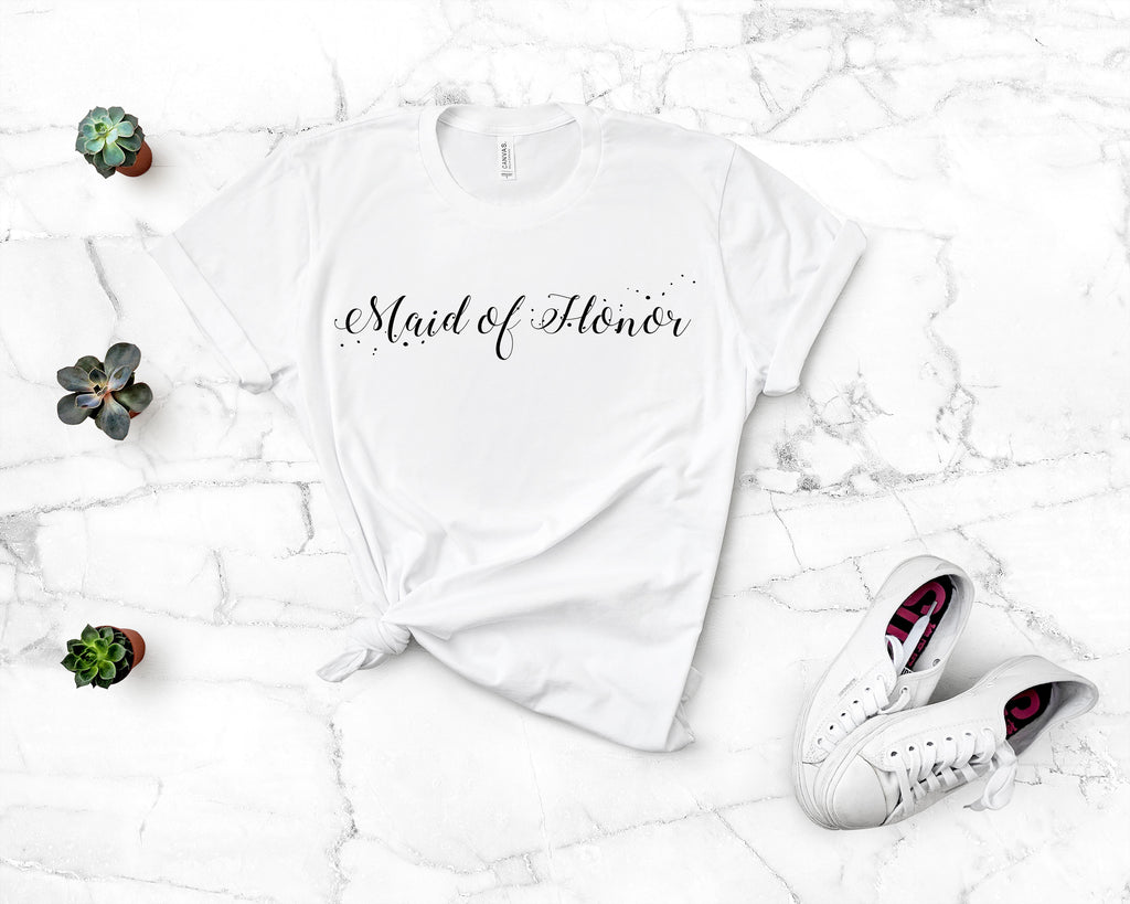 Maid of Honor (Classic Tee)