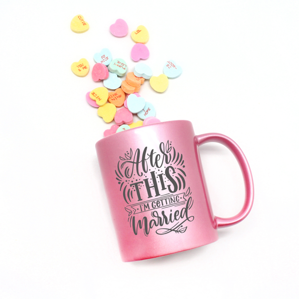 After This I'm Getting Married Mug