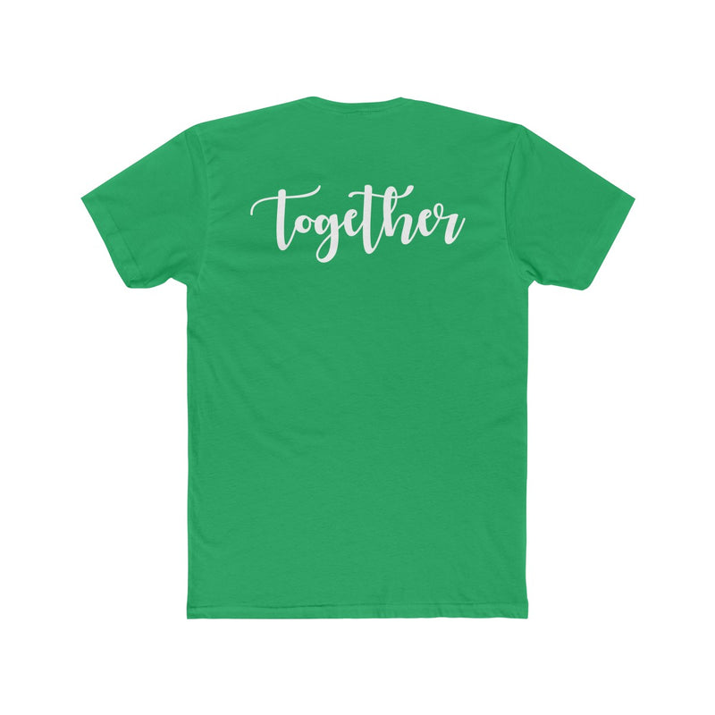 Better Together Couples Tee Christmas Edition Part 1 - Burlap & Lace