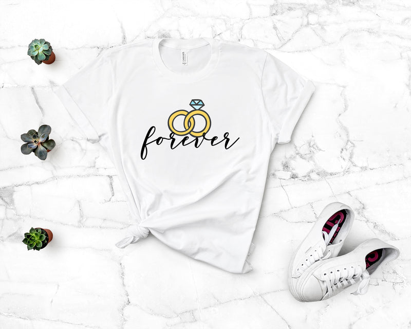 Forever Tee - Burlap & Lace