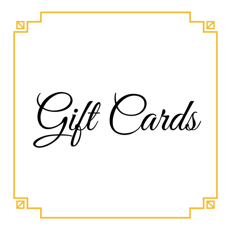 Gift Card - Burlap & Lace