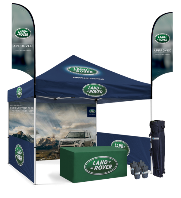 10' Canopy Package - 8