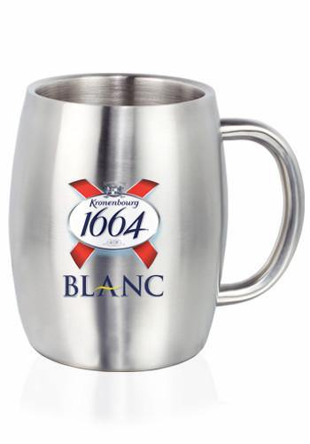 14 oz Stainless Steel Coffee Mug - ToriStar Media