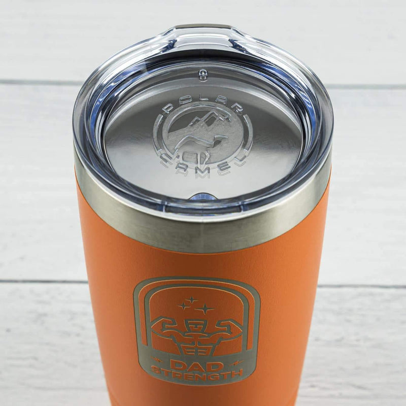 20 oz Insulated Tumbler - ToriStar Media