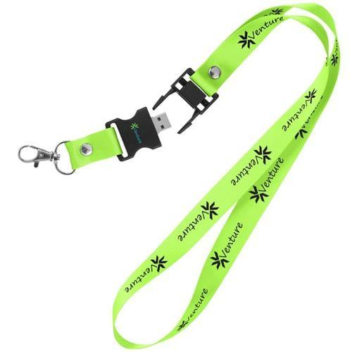 2GB Flash Drive Lanyard - AG9475 - ToriStar Media