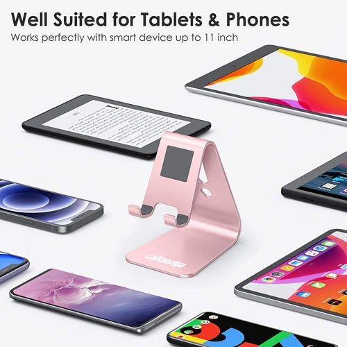 Aluminum Cell Phone Stand