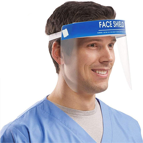 Flex Reusable Face Shield