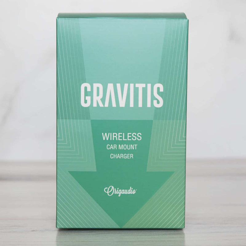 Gravitis - Wireless Car Charger
