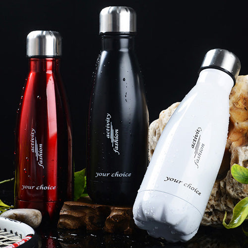 Double Wall Stainless Steel Bottle - LG1478