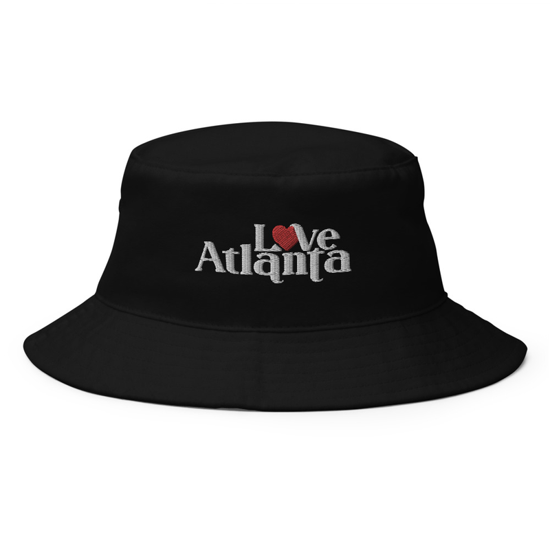 Atlanta Love Bucket Hat - ToriStar Media