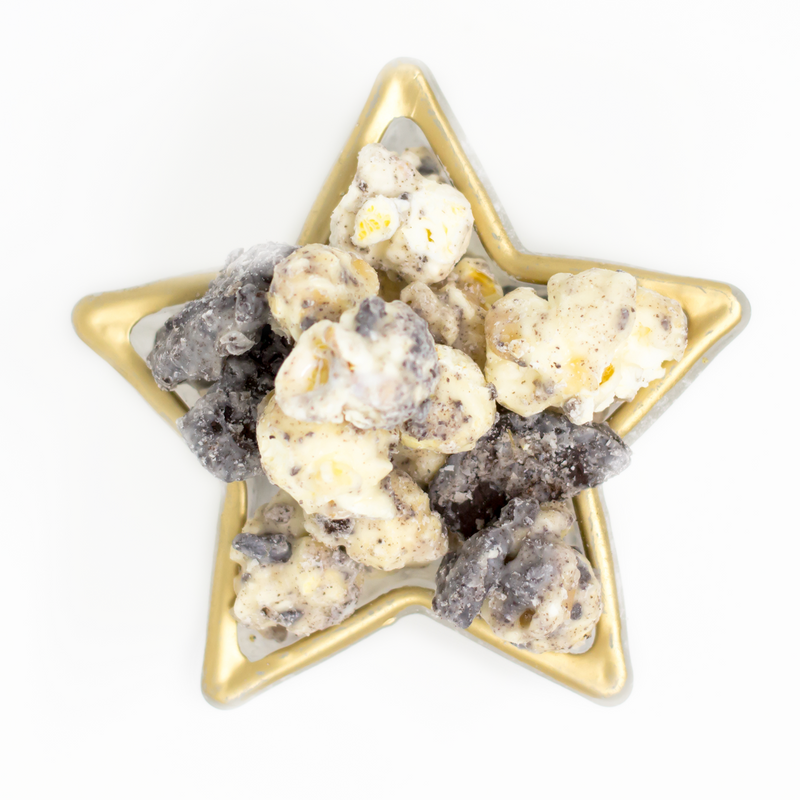 Cookies & Cream Popcorn Box - ToriStar Media