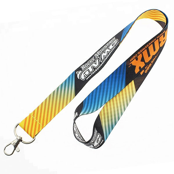 "5/8"" Dye-Sublimation Lanyard"