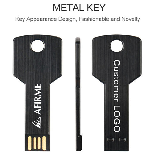 Key-Shape USB Flash Drive