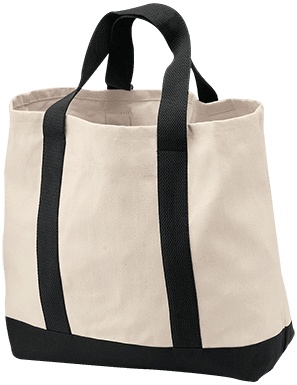 B400 Canvas Tote - ToriStar Media