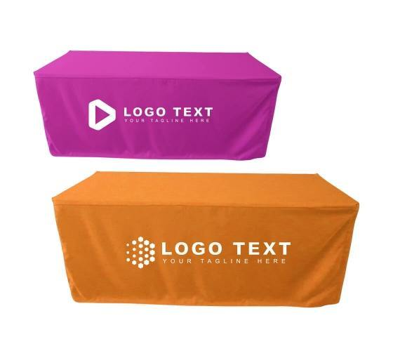 Fitted Table Cover - ToriStar Media