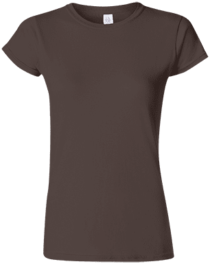 G640L Womens Softstyle T-Shirt