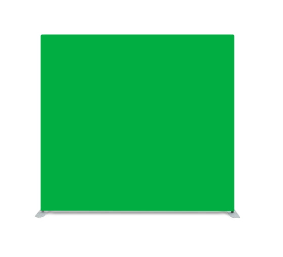 Photography Green Screen Straight Pillow Backdrop