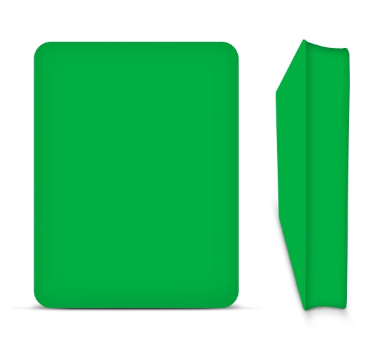 Green Screen Wall Box Background