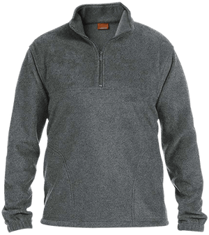 M980 Men's 1/4 Zip Fleece Pullover