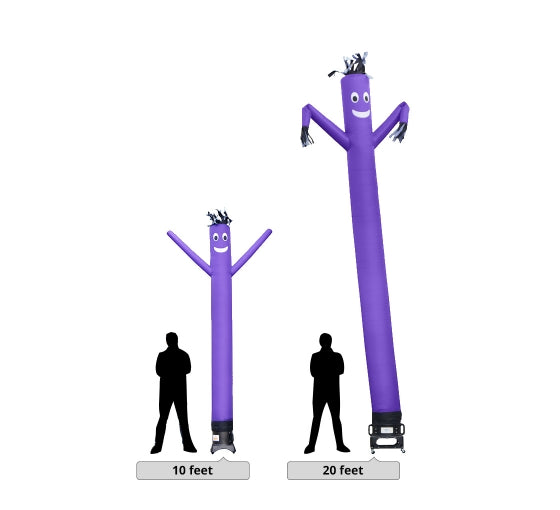 Solid Color Inflatable Tube Men