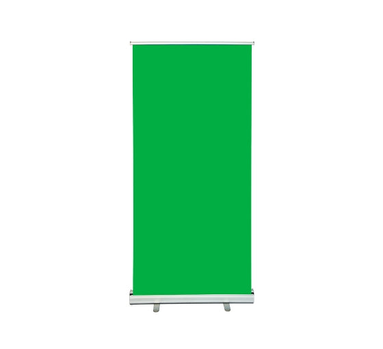 Photography Retractable Green Screen Banner