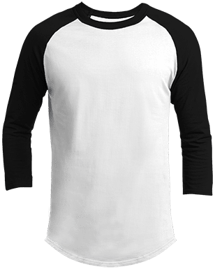 T200 3/4 Raglan Sleeve Shirt - ToriStar Media