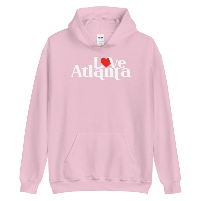 Atlanta Love Heavy Blend Hoodie - ToriStar Media