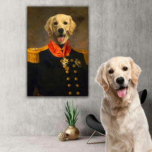 Load image into Gallery viewer, Admiral Pawp Canvas