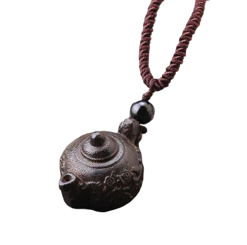 Magical Lamp Sandalwood Necklace