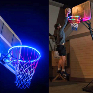 LED Basketball Hoop