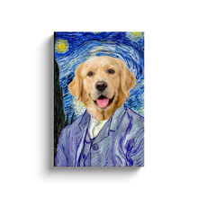 Load image into Gallery viewer, Starry Pawp Canvas