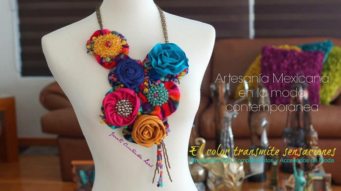 Collar Artesano Mexicano
