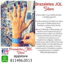 Brazalete Mediano Corazon Exclusivo JQL Mod 2