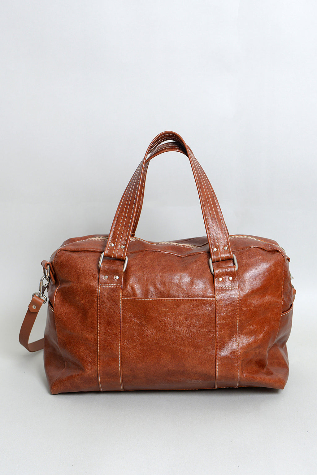 Handcrafted Leather Carry-on