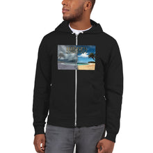 Load image into Gallery viewer, Hidden Contempt Hoodie Sweater with Isabel Wallace Design