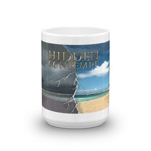 Hidden Contempt Mug with Isabel Wallace Design